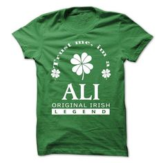 [SPECIAL] Trust Me Im A ALI St. Patricks Day  #sunfrogshirt