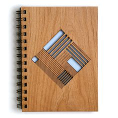 Product Details - Beautiful handcrafted / assembled wood cover journal - 5.25x 7.25 Cover (5x7 Pages) - 80 blank sheets // 160 pages (24lb. paper) -