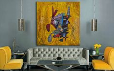 Why Wall Art Is A Must Component Of A Modern Home. Interior Design Trades Using Galleries And Artists More Often Nowadays. Why abstract art? Large Canvas Art, Canvas Art Prints, Framed Art Prints, Art Prints Online, Art Prints For Sale, Love Photos, Cool Pictures, What Is Canvas, Perfect Image