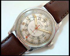 時計(watch)[wx188]希少本物 GRUEN メンズアンティークウォッチ Watch gruen ¥49800円 〆03月22日