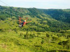 S9E3: zipline - Brotas, Brazil to receive clue.