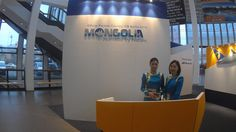 #Mongolia #ITBBerlin Official Country for 2015