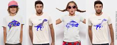 Dinosaurus, T-Rex T-Shirts & Dots Design! With the new Stanley & Stella products! Europe: http://www.webshop.kekeye.at/T-shirt-Creations/Artwork-Shirts/ USA & Canada: http://www.kekeye.us/T-shirt-Creations/Artwork-Shirts/ #Tshirt #Fashion #Dinosaurus #Trex #shirt