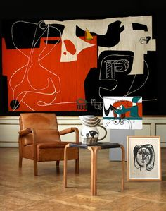 Sydney Opera House Buys Le Corbusier Tapestry from Estate of J�rn Utzon