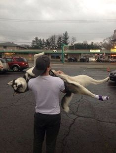 This awesome dude who would do absolutely anything for his best pal. | 41 Pictures That Will Give You All The Feels