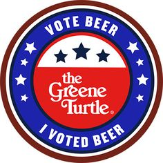 New Untappd Badge: I VOTE BEER