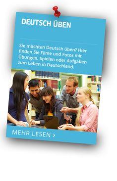 Deutsch üben - Deutsch üben-Goethe-Institut