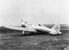 20 April 1931 First flight of the Northrop Alpha -- 7 seat passenger aircraft #flighttest