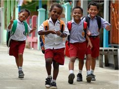 Indonesia Foundation: Peringatan Hari Pendidikan Nasional 2014