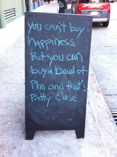 The Funniest Chalkboard Signs EVAH