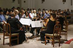 12.IX Quartetto TEA - Chiesa di San Leonardo Murialdo MITOper la città by MITO SettembreMusica, via Flickr #MITO2013 #Torino