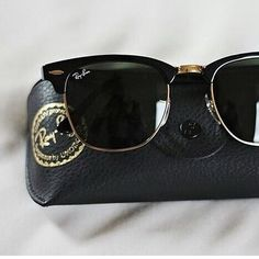 RayBan Clubmaster #RayBan #Clubmaster aioad.com  $15.99  OMG.....newest spring rayban glasses.....want it. love it.#rabban fashion#