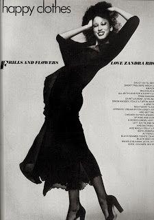 Pat Cleveland Vogue | rudolf nureev, pat cleveland, mariah carey