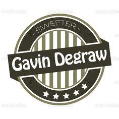 Gavin DeGraw Merchandise Graphic by broluthfi on CreativeAllies.com