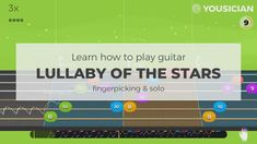 Learn how to play Lullaby Of The Stars by The Yousicians on guitar with Yousician. Easy Guitar Songs, Learn To Play Guitar, Playing Guitar, Teacher, Motivation, Stars, Learning, Professor, Teachers