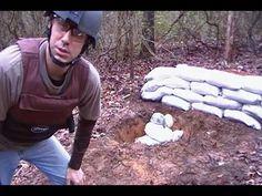 En test af Kevlar mod skydevåben!