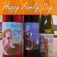 Royal Family Tip dont Bottle things up! #Relax and Uncork something #new with your Loved ones this #FamilyDay. #Cheers!