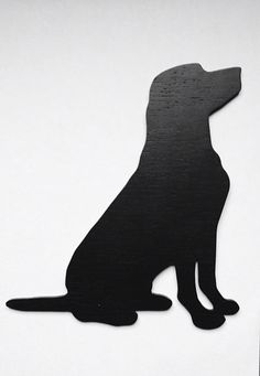 Mind Blowing Facts About Labrador Retrievers And Ideas. Amazing Facts About Labrador Retrievers And Ideas. Labrador Silhouette, Animal Silhouette, Silhouette Art, Silhouette Projects, Animal Templates, Posca Art, Dog Quilts, Scroll Saw Patterns, Black Labrador