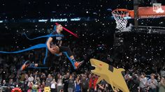 Bleacher Report - Dunk Dominators by Kasper Nyman