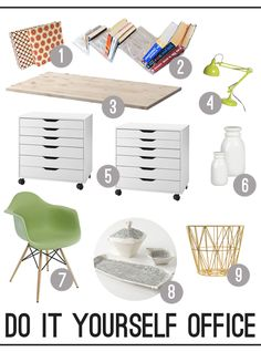 DIY-ify: A Do It Yourself Office