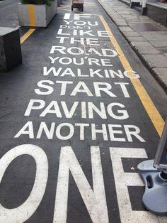 dublin street wisdom