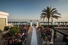 boda junto al mar marbella