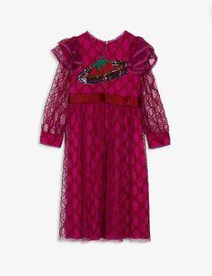 Gucci Bags, Tulle Dress, Raspberry, Cool Designs, Sequins, Blazer, Silk, Children, Collection