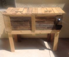 How to Make a Double Cooler From a Pallet - Snapguide