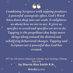 Getting to the details and specifics of what is emotionally bothering us is a very important part of how excellent EFT Tapping works. Tapping on generalities (fear, anxiousness, despair, discouragement) gets us some temporary relief. Tapping about decades old memories and events and how we feel today about them yields amazing Godly healing. There's tapping, and then there is specific EFT tapping! Learn how to tap well, not just tap! Scandal Of Grace, Eft Tapping, Acupressure Points, Bible Quotes, Godly Quotes, Emotional Healing, Guided Meditation, Quotes About God, Christian Faith