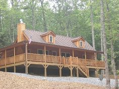 Black Mts. NC Highrock Meadow - Luxury/ 10 Acres/ Cozy / POND VIEW / Near Town