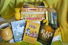 Rainbow Books - Yellow  - From L&P to English Tea
