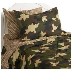 this is the bedding in the boys' room