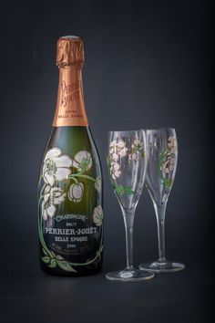 Perrier Jouet Champagne !