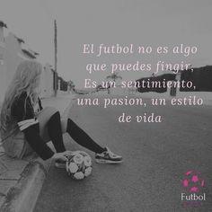 El futbol se lleva por dentro, es un sentimiento💜⚽️ #futbolgirls💜⚽️