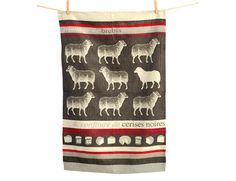 dish towel brebis(sheep) from Bon Marché LLC for $23.00 – $26.00