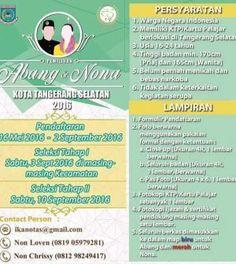 Pemilihan Abang dan Nona Kota Tangerang Selatan (Tangsel) 2016