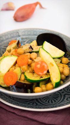 Vegetarisches Kichererbsen-Kokos-Curry | eatsmarter.de #vegetarisch #curry #kichererbsen