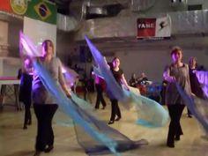 Pod stopami woda - Flag dance