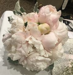 Peony bouquet from my garden