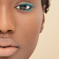 The Best Drugstore Foundations For Black Women Colored Mascara, Beauty Is Fleeting, Best Drugstore Foundation, Flawless Face, Loreal Paris, Photo Studio, Lip Colors, Black Women, Lashes