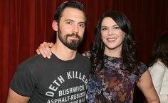 'Gilmore Girls' Reunion: Stars Hollow Hits the ATX Television Festival Red Carpet | Milo Ventimiglia and Lauren Graham | EW.com