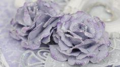 Technique Series - Handmade Roses Tutorial - Style #01