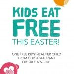 Kids Eat Free This Easter At Debenhams Restaurants 8th to 27th April 2014 - Gratisfaction UK Freebies  No such things as a free lunch? There is if you are a kid and your parents take you to Debenhams this Easter!  #freelunch   #kidseatfree   #debenhams   #easter   #half-term   #easterholidays   #halftermholiday