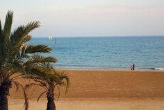 Barcelona Beach by jaggystu71, via Flickr