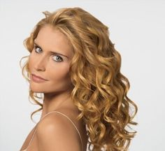 Tight ringlet curls, would love MIL to perm my hair like this!