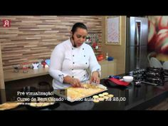 ▶ Pré vizualização da aula de Bem Casado Tradicional - www.mariareceita.com.br - YouTube
