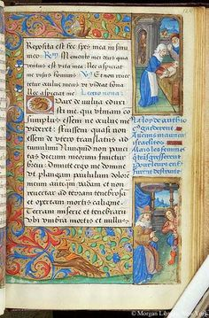 Book of Hours France, Paris, ca. 1500 MS H.5 fol. 124r