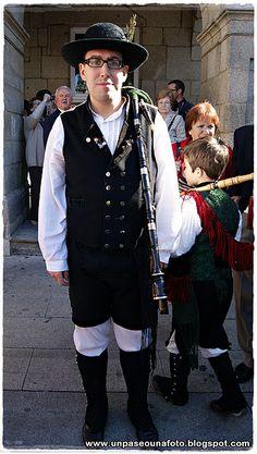 traje tipico Galicia