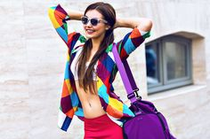 Quiz: What's Your Summer Athleisure Look?