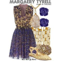 How to dress like... Margaery Tyrell